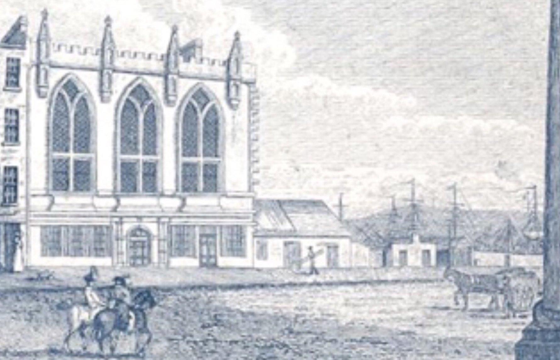 Castle Hill church 1800s