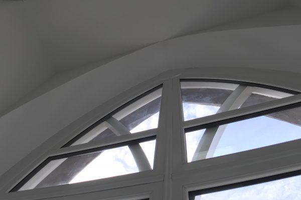 Castle Hill Apartments windows